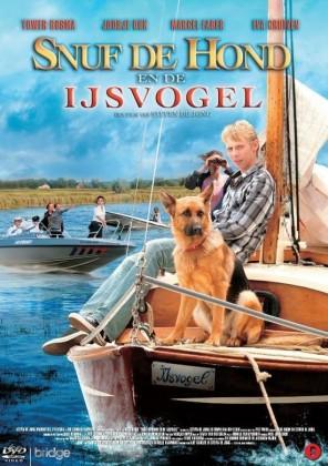 dvd Snuf de hond en de IJsvogel