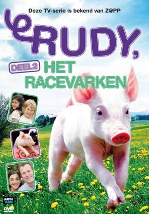 Rudy het racevarken dvd