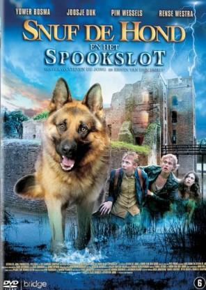 dvd Snuf de hond en het spookslot