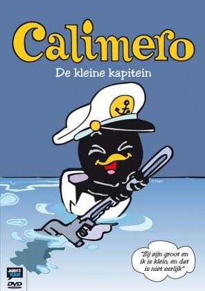 Calimero (DVD) de kleine kapitein