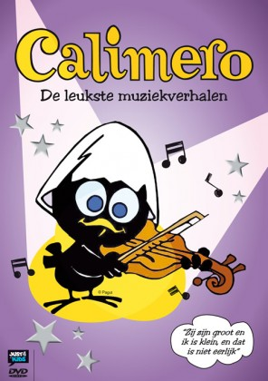 Calimero (DVD) De leukste muziekverhalen