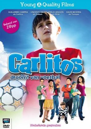 dvd Carlitos droomt van voetbal