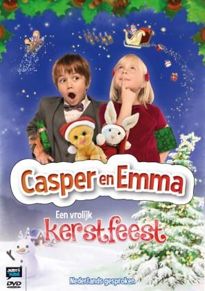 Casper en Emma een vrolijk kerstfeest