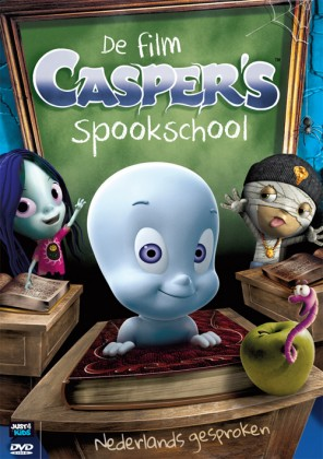 dvd casper's spook school