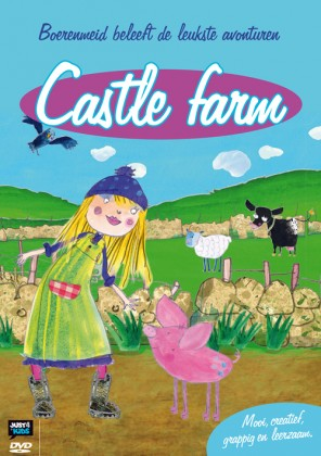 Castle Farm (DVD) Boerenmeid beleeft de leukste avonturen