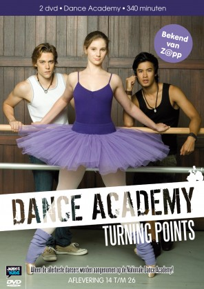 Dance Academy deel 2 Turning points