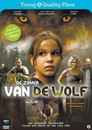 dvd-de zomer van de wolf - just4kids