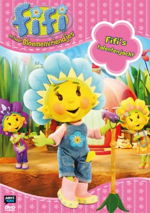 Fifi en haar bloemenvriendjes