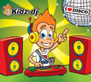 CD kidz-dj I love disco