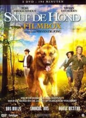 dvd Snuf de hond De Filmbox
