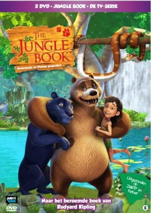dvd jungle book deel 3