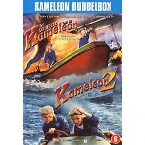 Kameleon dubbeldikke dvd-box