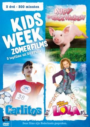 dvd kidsweek zomerfilms