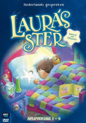 just4kids-dvd-laura's ster