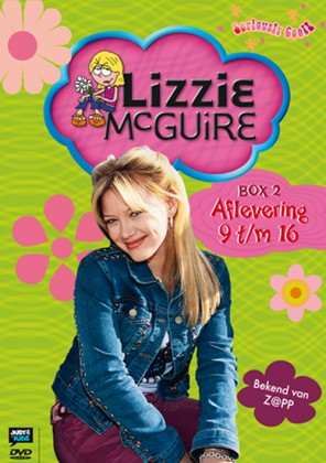 Lizzie McGuire (DVD) Box 2 Aflevering 9 t/m 16