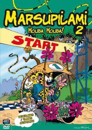 Marsupilami (DVD) - deel 2