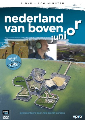 nederland van boven junior, kinderdvd, just4kids