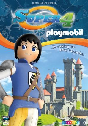 dvd Playmobil Super 4