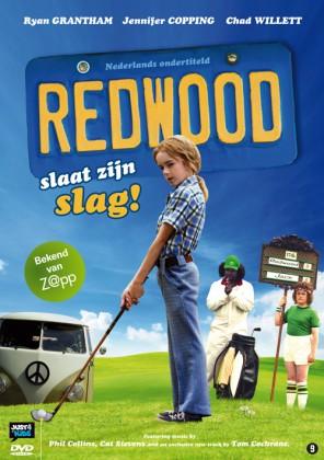 dvd - redwood slaat zijn slag - just4kids