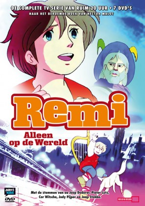 Remi, Alleen op de wereld (DVD)