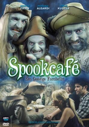 Spookcafe dvd just4kids