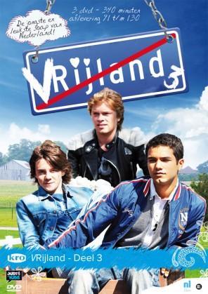 VRijland Deel 3 DVD
