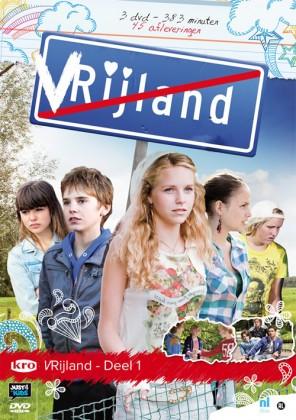 VRijland (DVD) Box deel1
