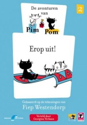 dvd  Pim en Pom Erop uit!