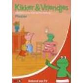 dvd Kikker & vriendjes plezier
