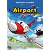 Airport City of planes just4kids