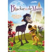 Blackie wil naar de maan dvd