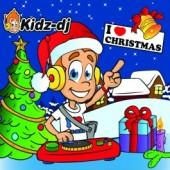 cd kidz-dj I love Chrismas webwinkel just4kids