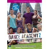 dvd - dance academy - Rescue Mission - Just4Kids