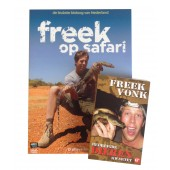 Freek Vonk op safari DVD + KWARTETSPEL