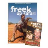 Freek Vonk op safari DVD + KWARTETSPEL