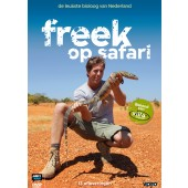 Freek Vonk op safari dvd