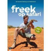 Freek Vonk op safari dvd