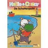 Nellie & Cezar De schattenjacht dvd