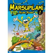 Marsupilami (DVD) - deel 1
