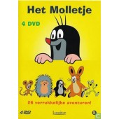 Molletje 4-dvd box