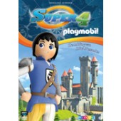 dvd Playmobil Super 4