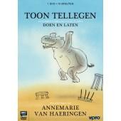 Toon Tellegen - Annemarie van Haeringen - dvd - Doen en Laten